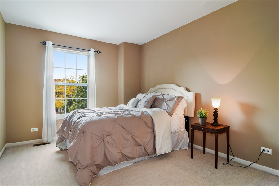 Real Estate Photography - 649 Windett Lane, Geneva, IL, 60134 - 2nd Bedroom