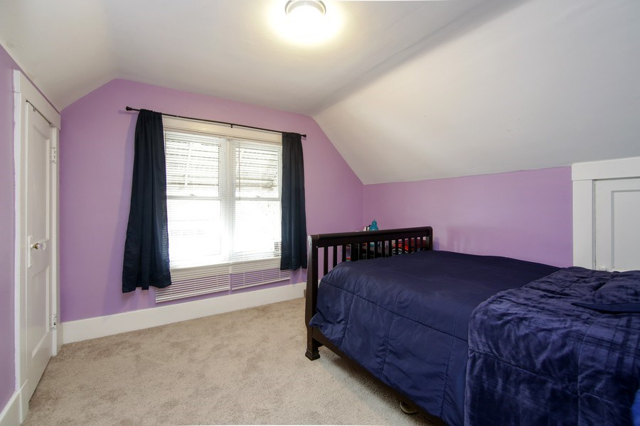 Real Estate Photography - 237 Prairie Avenue, Highwood, IL, 60040 - 2nd Bedroom