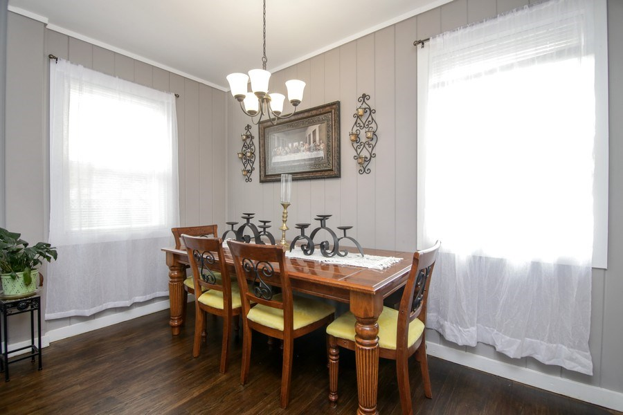 Real Estate Photography - 237 Prairie Avenue, Highwood, IL, 60040 - Dining Room