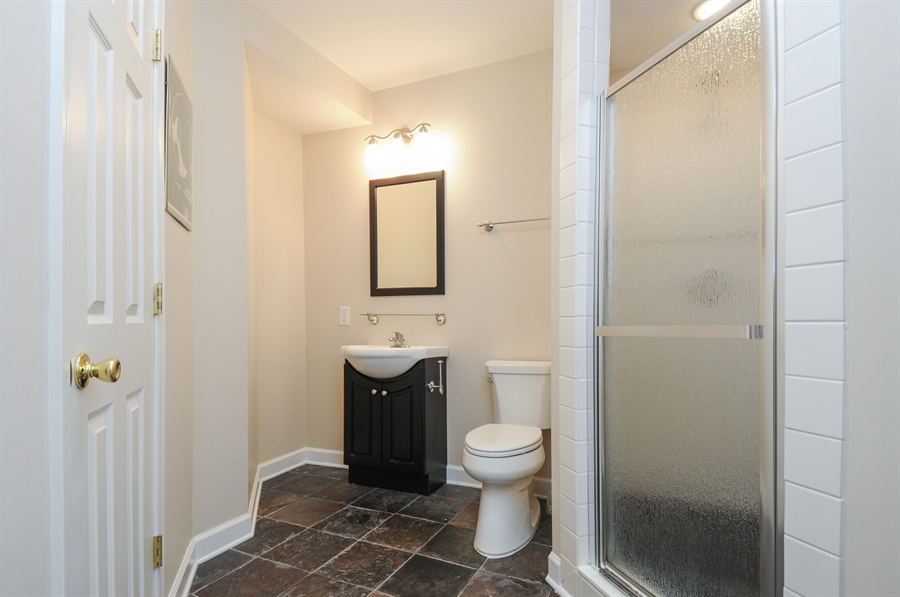 Real Estate Photography - 12027 Winterberry Lane, Plainfield, IL, 60585 - 3rd Bathroom