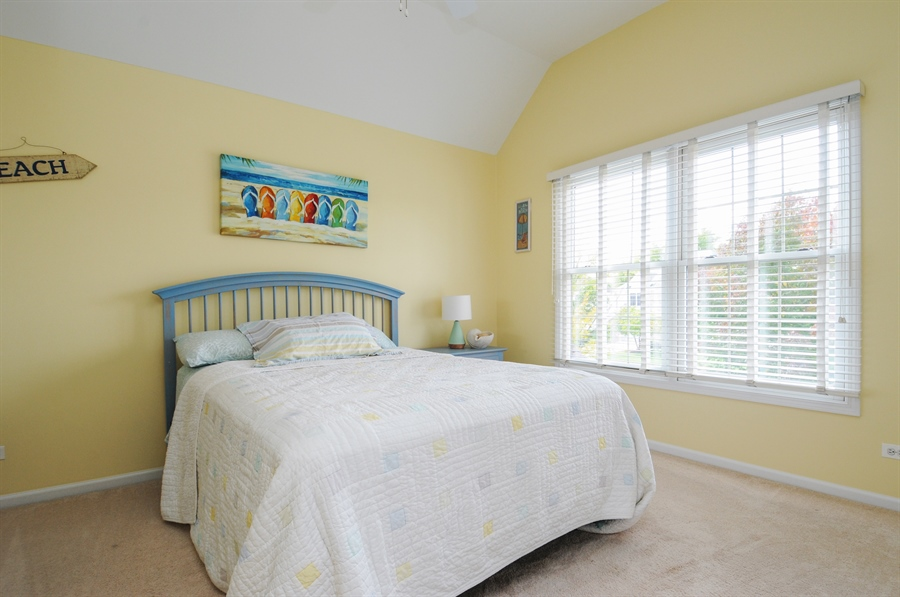 Real Estate Photography - 12027 Winterberry Lane, Plainfield, IL, 60585 - 2nd Bedroom