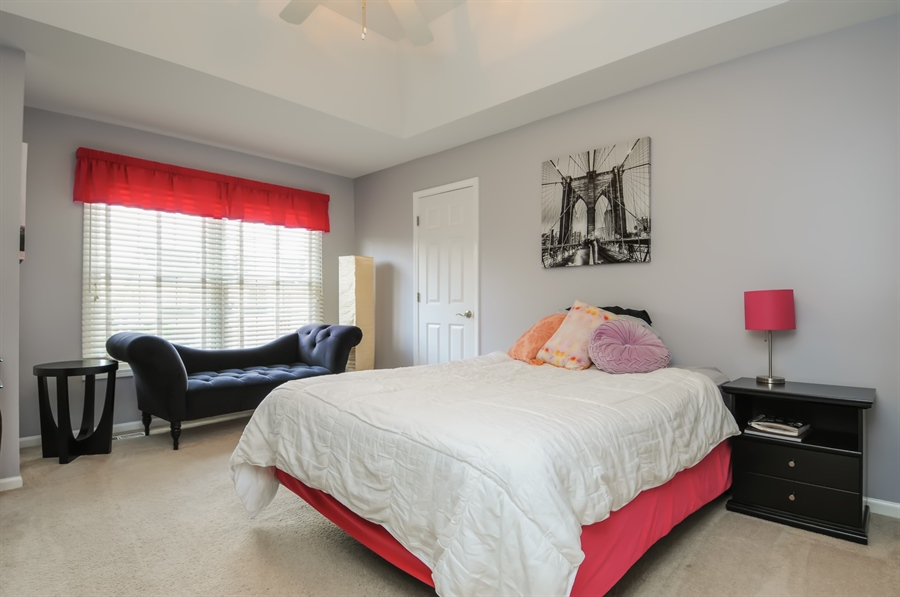 Real Estate Photography - 12027 Winterberry Lane, Plainfield, IL, 60585 - 3rd Bedroom