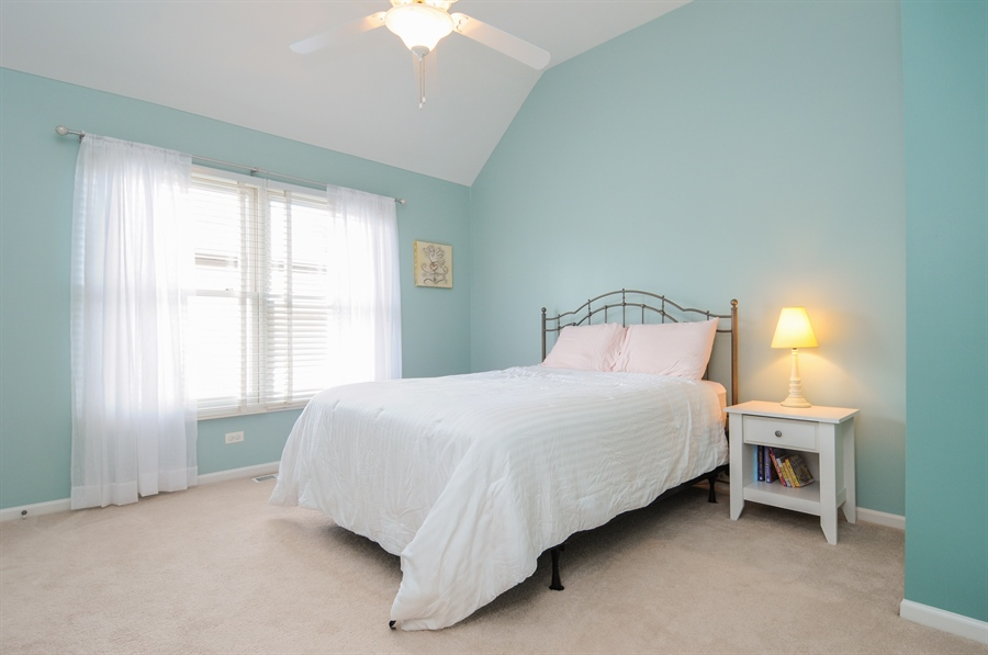 Real Estate Photography - 12027 Winterberry Lane, Plainfield, IL, 60585 - 4th Bedroom