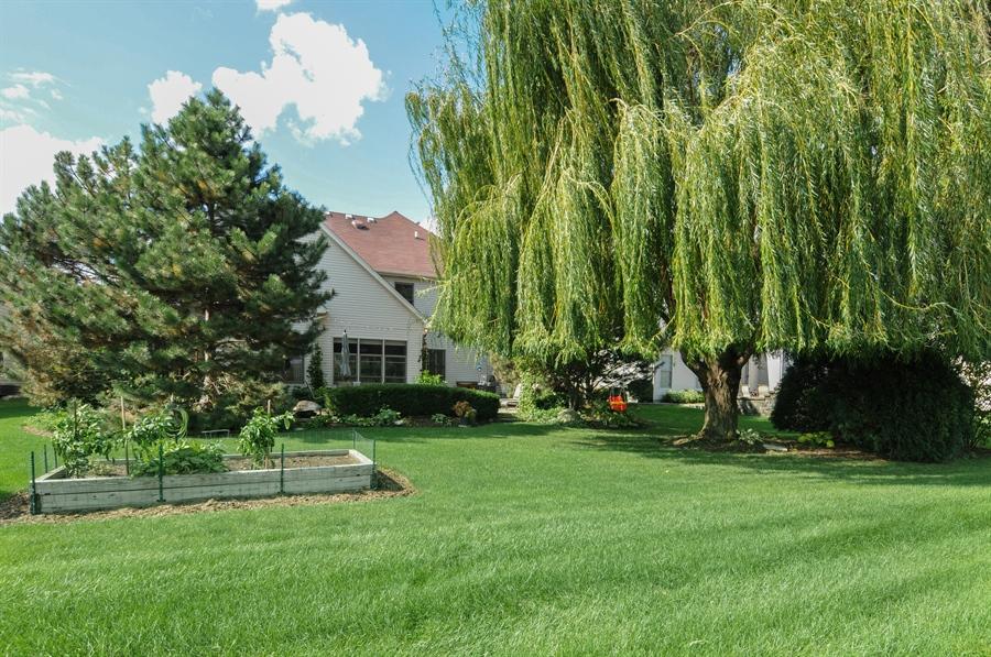 Real Estate Photography - 12027 Winterberry Lane, Plainfield, IL, 60585 - Back Yard