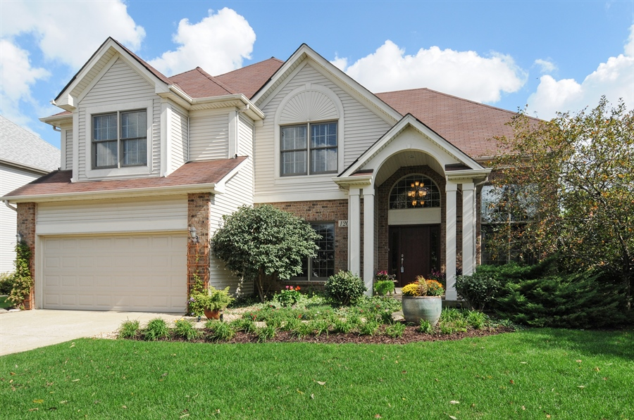 Real Estate Photography - 12027 Winterberry Lane, Plainfield, IL, 60585 - Front View