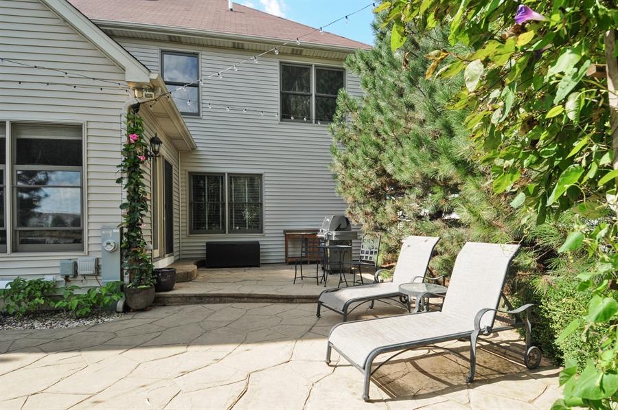Real Estate Photography - 12027 Winterberry Lane, Plainfield, IL, 60585 - Patio