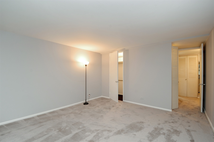 Real Estate Photography - 233 E. Erie Street, Unit 1110, Chicago, IL, 60611 - Bedroom