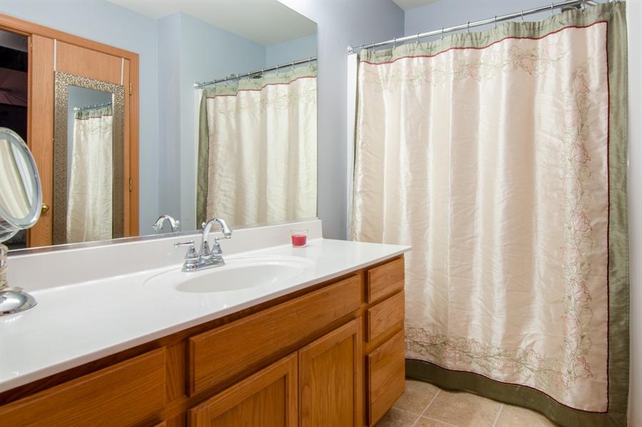 Real Estate Photography - 265 ALPINE Drive, Gilberts, IL, 60136 - Master Bathroom