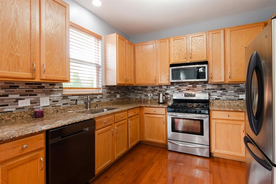 Real Estate Photography - 265 ALPINE Drive, Gilberts, IL, 60136 - Kitchen