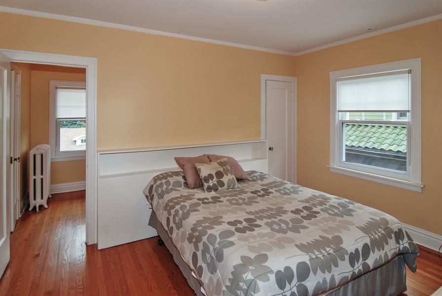 Real Estate Photography - 945 N. Elmwood Avenue, Oak Park, IL, 60302 - 3rd Bedroom