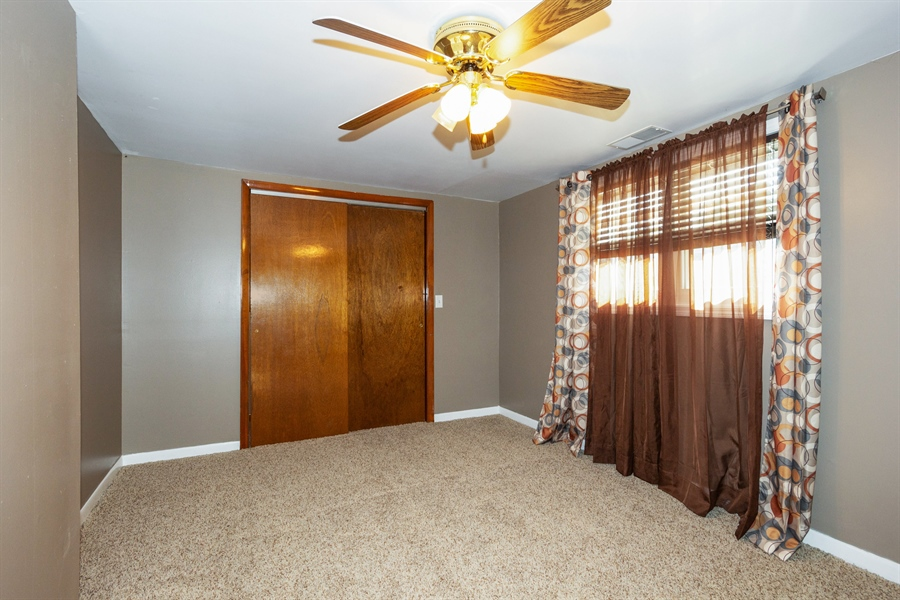 Real Estate Photography - 127 LAUREL Street, Wilmington, IL, 60481 - 2nd Bedroom