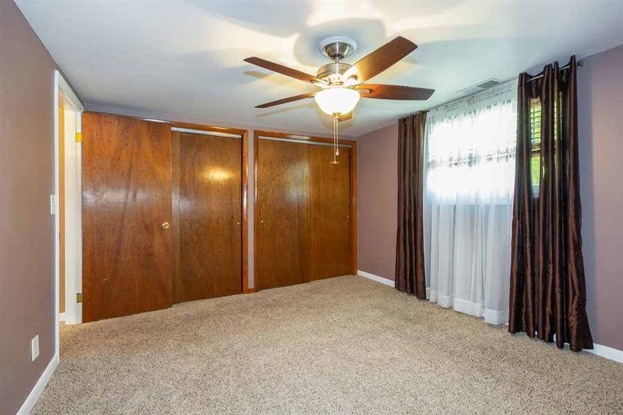Real Estate Photography - 127 LAUREL Street, Wilmington, IL, 60481 - 3rd Bedroom