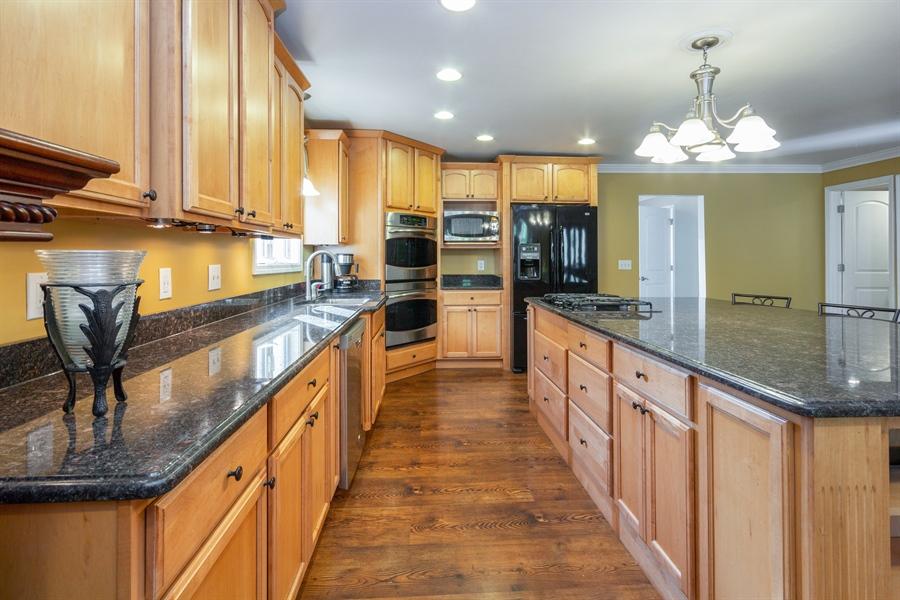 Real Estate Photography - 127 LAUREL Street, Wilmington, IL, 60481 - Kitchen
