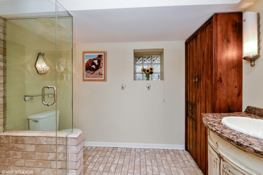 Real Estate Photography - 639 West Surf St, Chicago, IL, 60657 - Bathroom