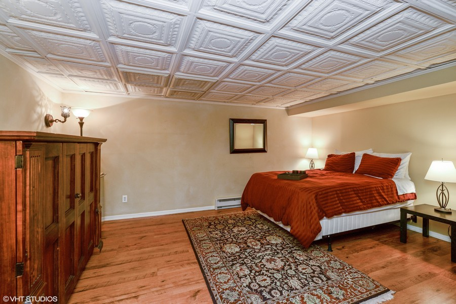 Real Estate Photography - 639 West Surf St, Chicago, IL, 60657 - Bedroom