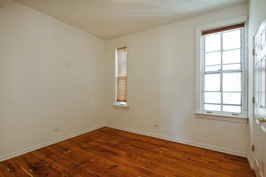 Real Estate Photography - 1015 W. WOLFRAM Street, Chicago, IL, 60657 - Bedroom