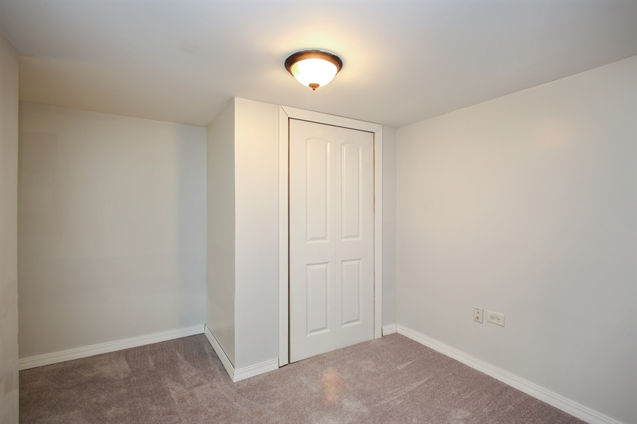 Real Estate Photography - 805 Dierking Terrace, Elk Grove Village, IL, 60007 - 4th Bedroom