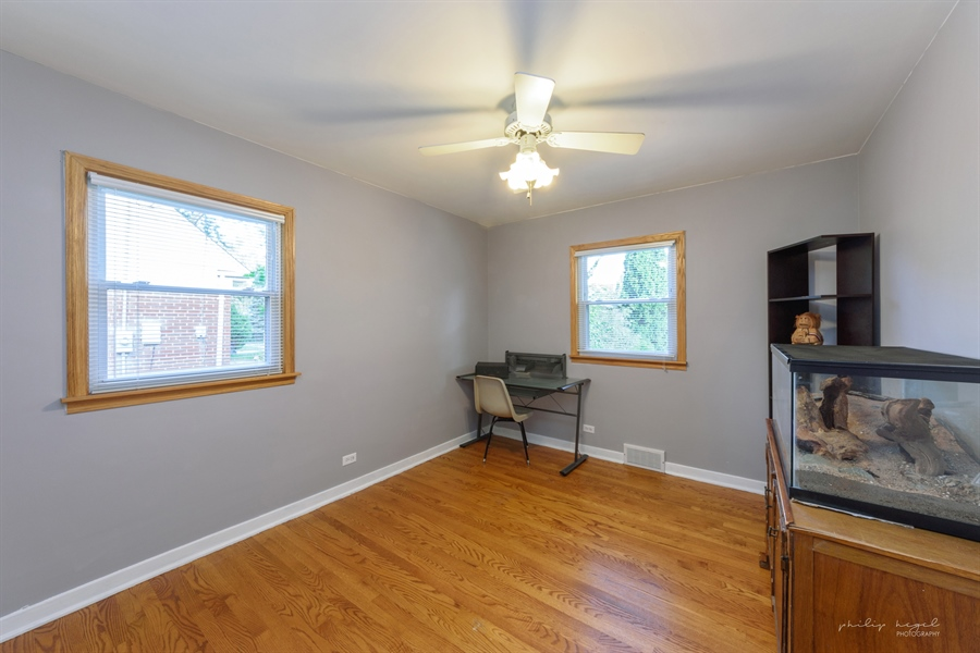 Real Estate Photography - 1204 West Central Rd, Mount Prospect, IL, 60056 - 3rd Bedroom