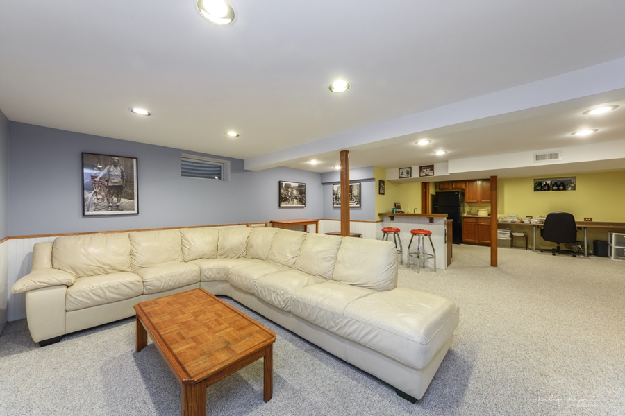 Real Estate Photography - 1204 West Central Rd, Mount Prospect, IL, 60056 - Basement