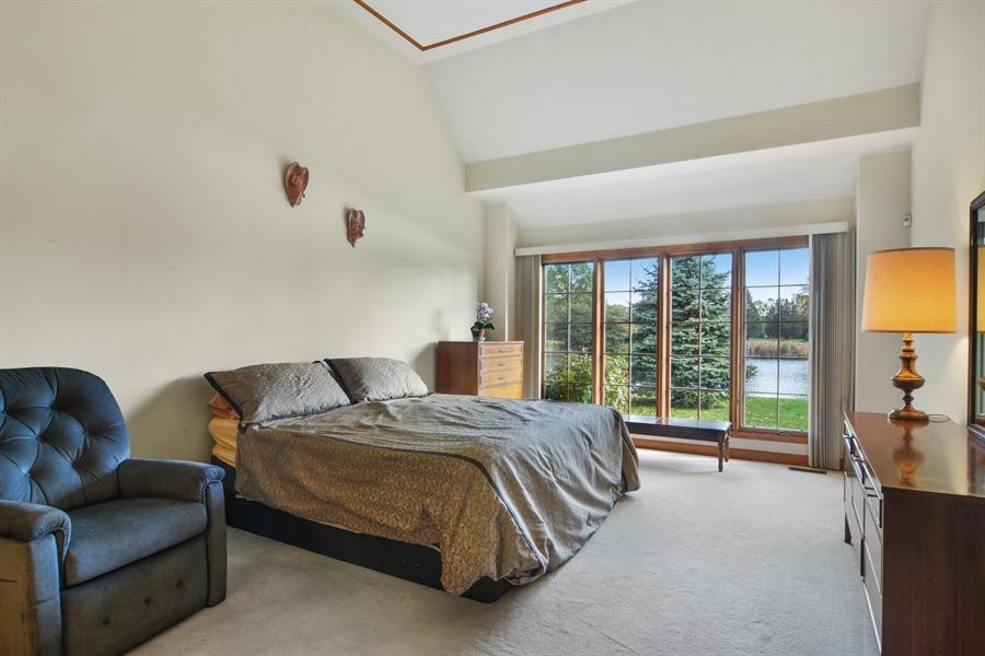 Real Estate Photography - 1521 Pendelton Court, Palatine, IL, 60067 - Master Bedroom