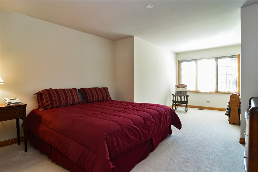 Real Estate Photography - 1521 Pendelton Court, Palatine, IL, 60067 - 3rd Bedroom