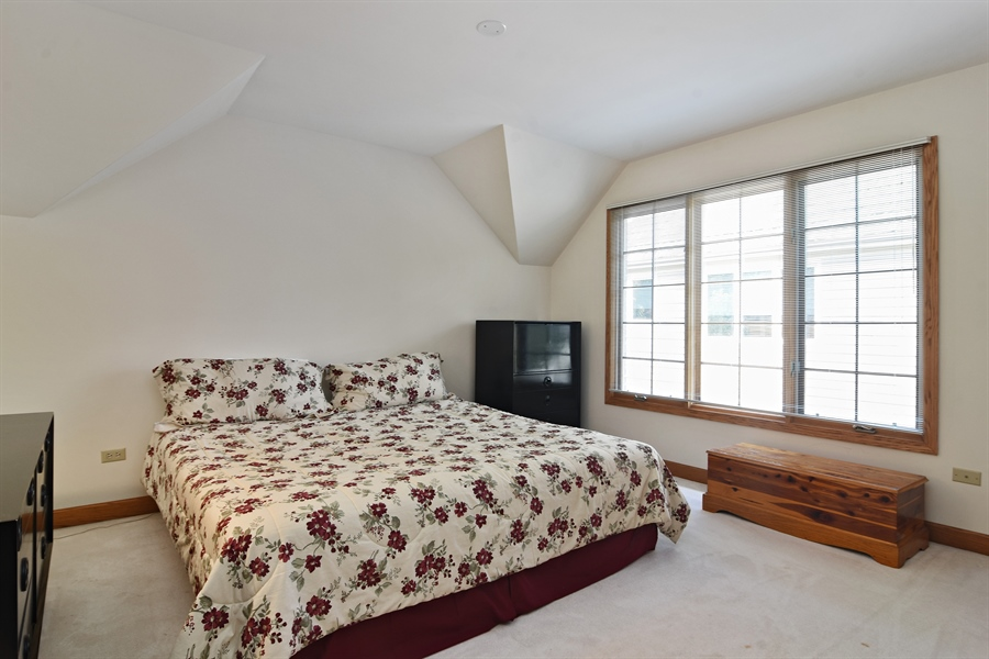 Real Estate Photography - 1521 Pendelton Court, Palatine, IL, 60067 - 4th Bedroom