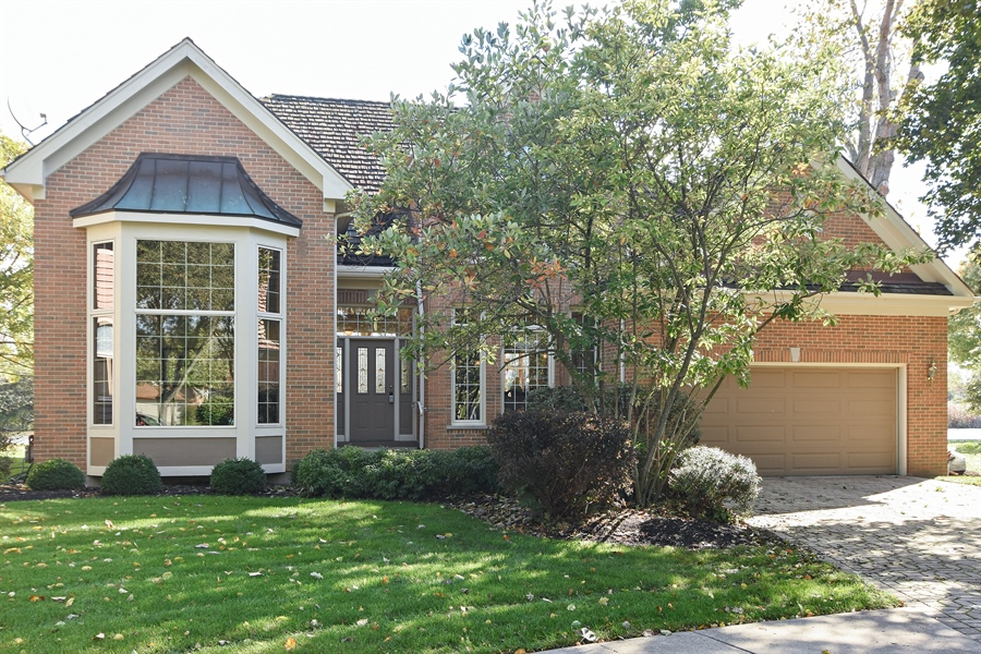 Real Estate Photography - 1521 Pendelton Court, Palatine, IL, 60067 - Front View