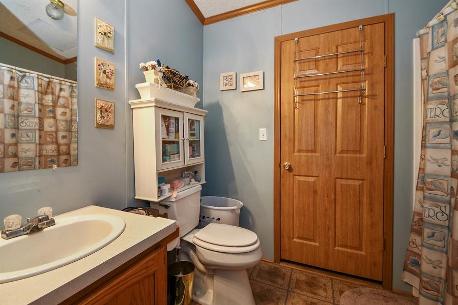Real Estate Photography - 4848 Augusta Blvd, Monee, IL, 60449 - Master Bathroom