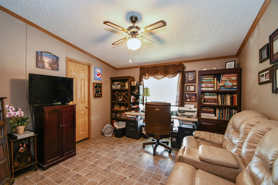 Real Estate Photography - 4848 Augusta Blvd, Monee, IL, 60449 - 2nd Bedroom