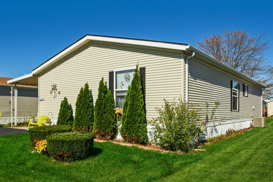 Real Estate Photography - 4848 Augusta Blvd, Monee, IL, 60449 - Front View