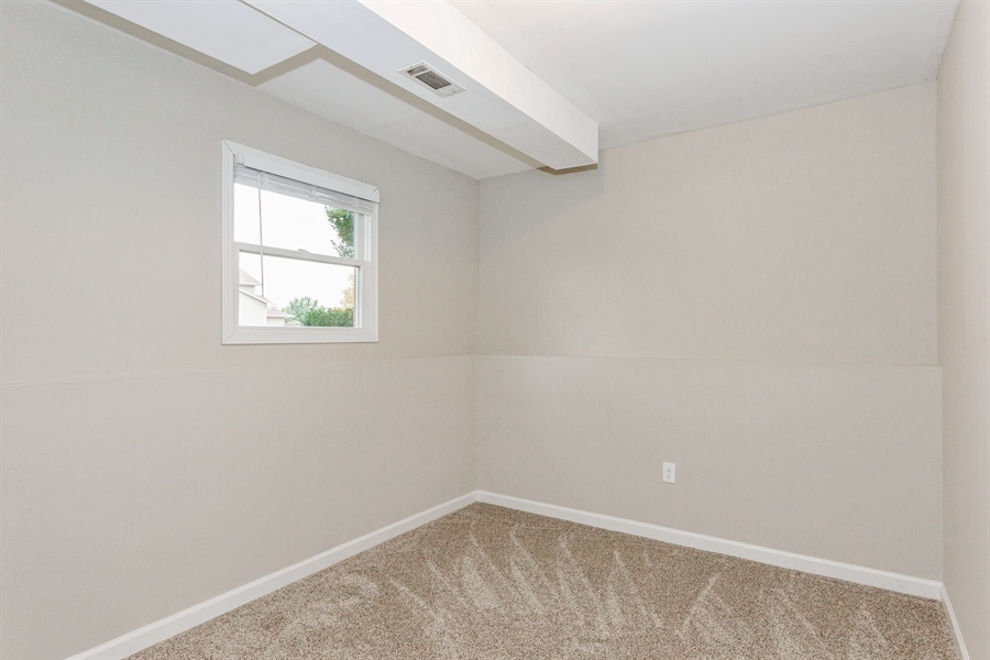 Real Estate Photography - 2114 Lolo Pass Drive, Plainfield, IL, 60586 - 2nd Bedroom