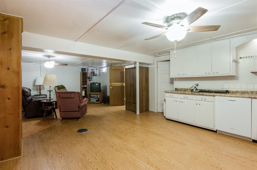 Real Estate Photography - 100 Carpenter Boulevard, Carpentersville, IL, 60110 - Basement