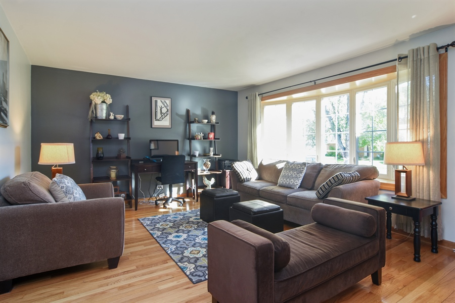 Real Estate Photography - 234 N. Norman Drive, Palatine, IL, 60074 - Living Room