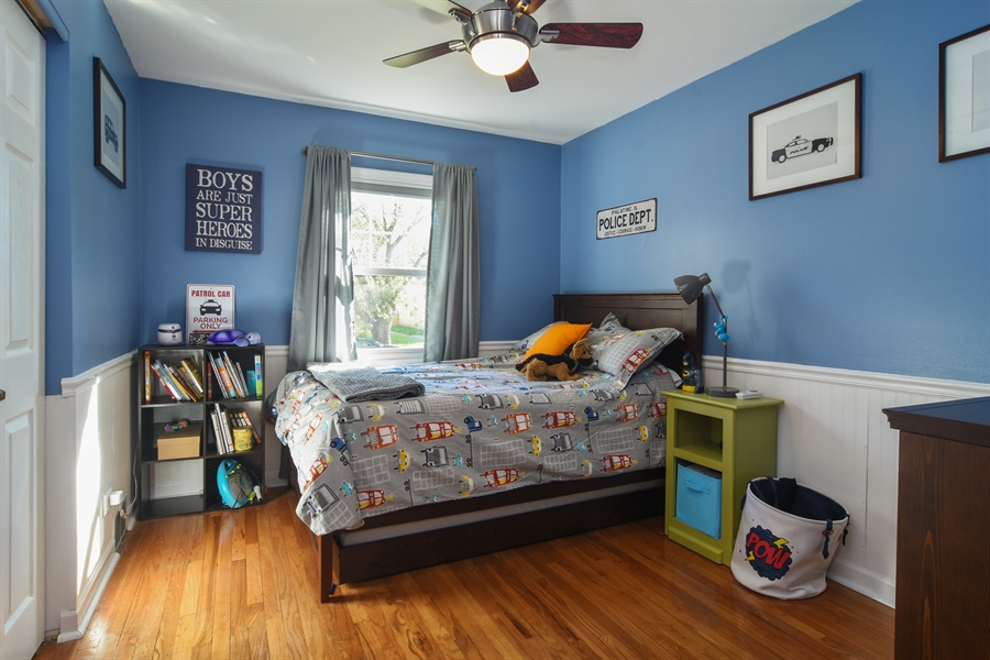 Real Estate Photography - 234 N. Norman Drive, Palatine, IL, 60074 - 3rd Bedroom
