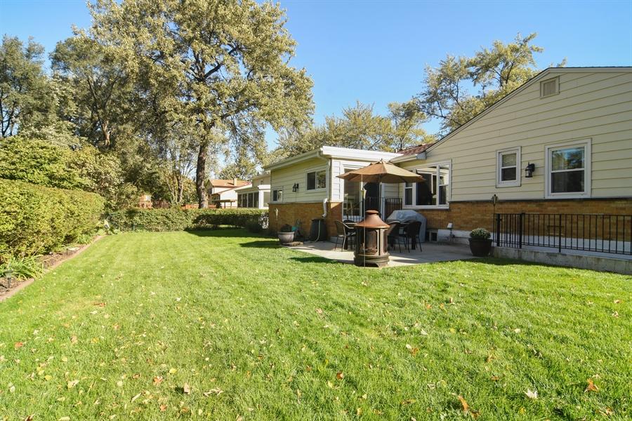 Real Estate Photography - 234 N. Norman Drive, Palatine, IL, 60074 - Back Yard