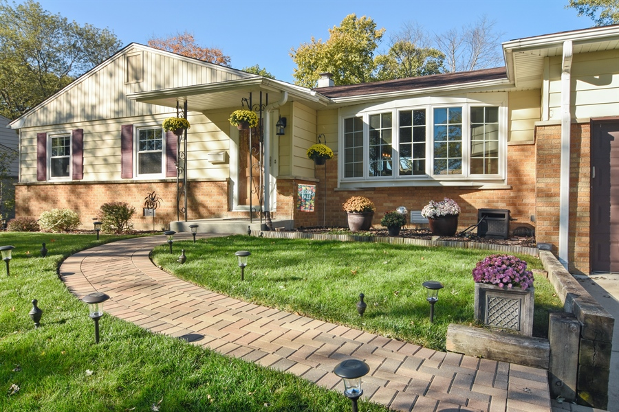 Real Estate Photography - 234 N. Norman Drive, Palatine, IL, 60074 - Front View