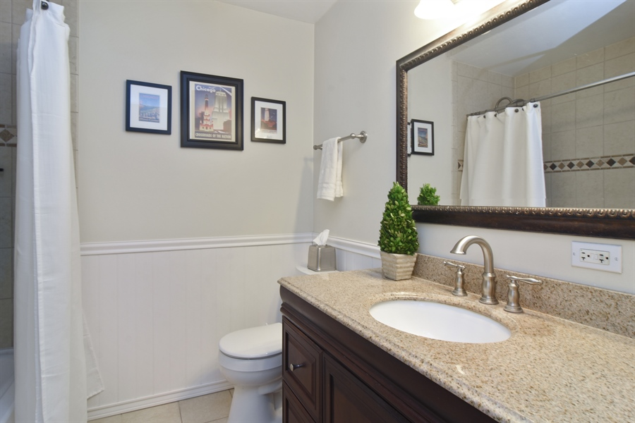 Real Estate Photography - 234 N. Norman Drive, Palatine, IL, 60074 - Bathroom