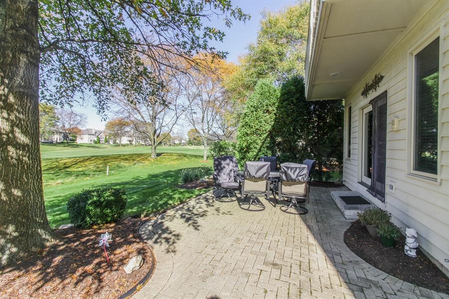 Real Estate Photography - 1084 CHADWICK Court, Aurora, IL, 60502 - Patio