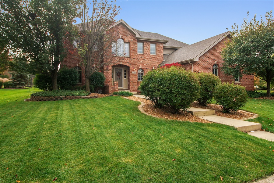 Real Estate Photography - 11313 Stoll Road, Frankfort, IL, 60423 - Front View