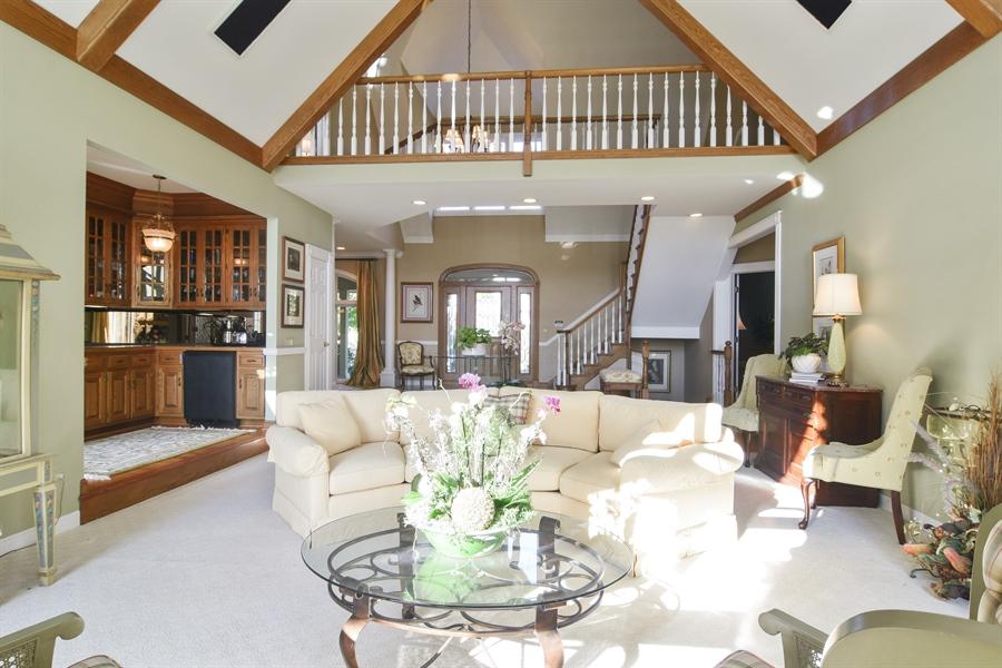 Real Estate Photography - 1411 Carlisle Drive, Barrington, IL, 60010 - Open Floor Plan