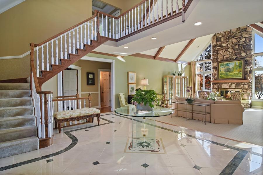 Real Estate Photography - 1411 Carlisle Drive, Barrington, IL, 60010 - Foyer