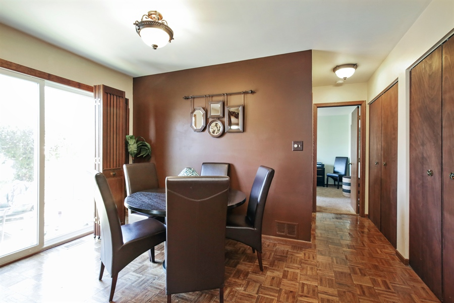 Real Estate Photography - 1715 Riverwood Drive, Algonquin, IL, 60102 - Dining Room