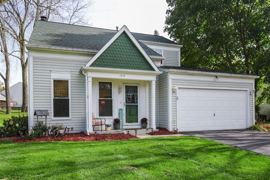 Real Estate Photography - 1715 Riverwood Drive, Algonquin, IL, 60102 - Front View