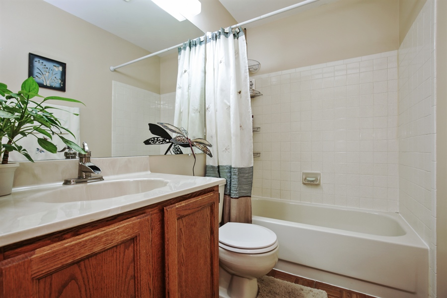 Real Estate Photography - 1715 Riverwood Drive, Algonquin, IL, 60102 - Bathroom