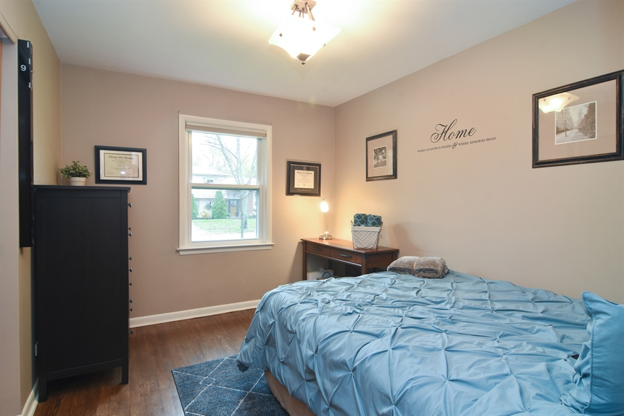 Real Estate Photography - 1327 E. Norman Drive, Palatine, IL, 60074 - 3rd Bedroom