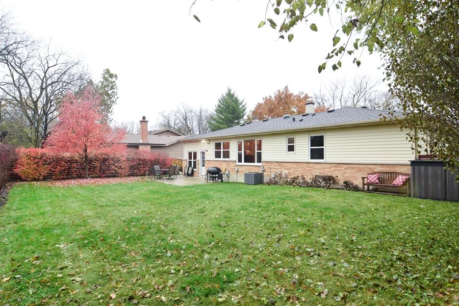Real Estate Photography - 1327 E. Norman Drive, Palatine, IL, 60074 - Back Yard