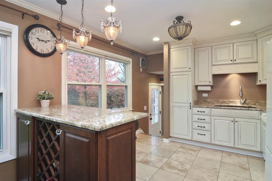 Real Estate Photography - 1327 E. Norman Drive, Palatine, IL, 60074 - Kitchen
