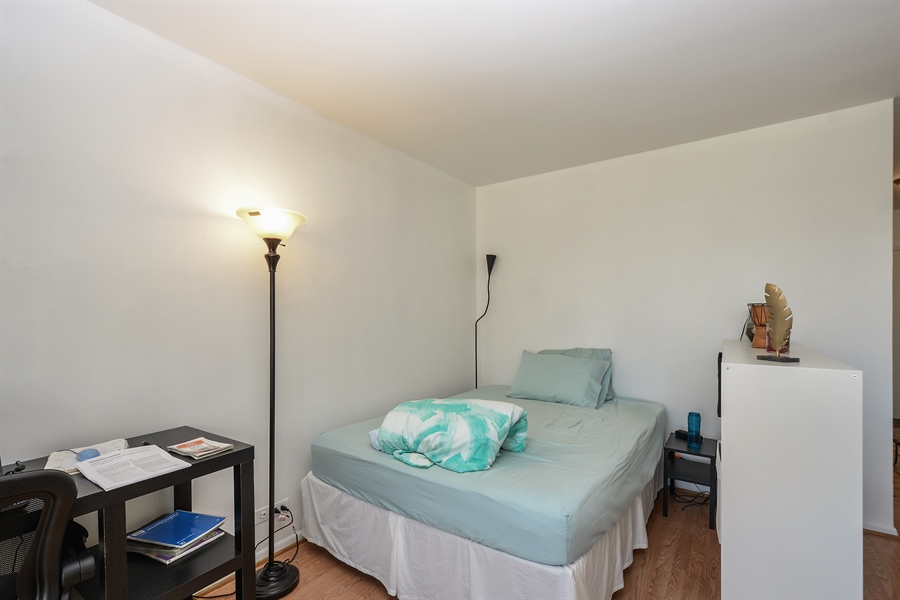 Real Estate Photography - 777 N. Michigan Avenue, Unit 3007, Chicago, IL, 60611 - Bedroom
