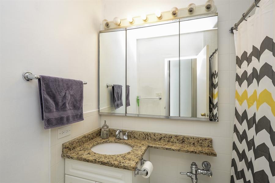 Real Estate Photography - 777 N. Michigan Avenue, Unit 3007, Chicago, IL, 60611 - Bathroom