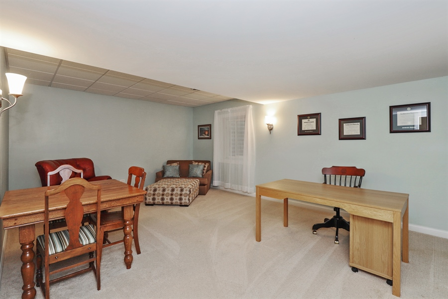 Real Estate Photography - 824 Wedgewood Court, Lindenhurst, IL, 60046 - 3rd Bedroom